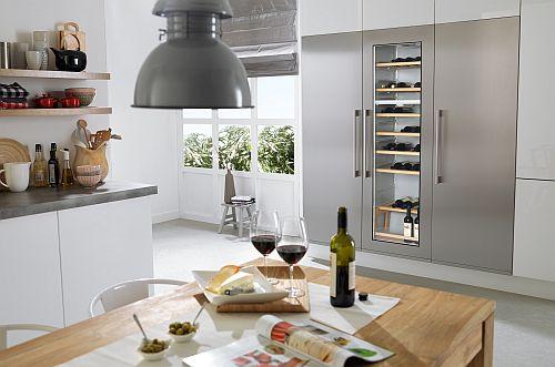atag vinkøleskab cooling miljø køkken