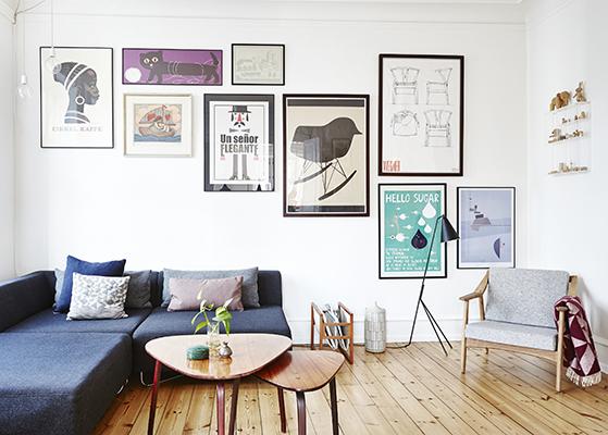 bolig design Dansk design i retro rammer | Liebhaverboligen bolig design