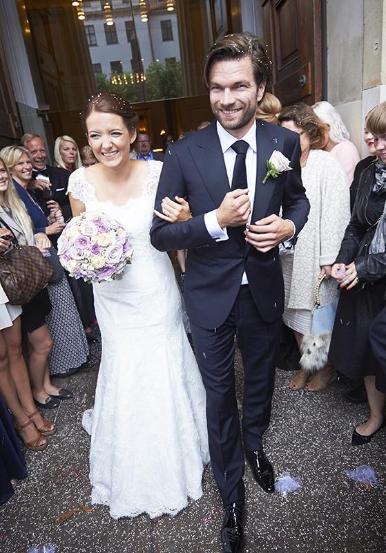 kjole bryllup gæst