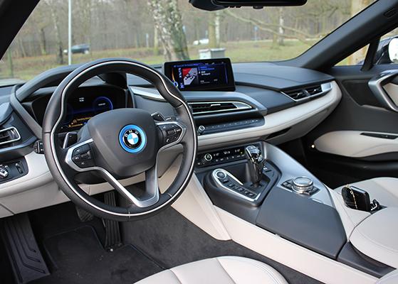 FET_Liebhaverboligen_Liebhaverbilen_BMW_Interiør i8