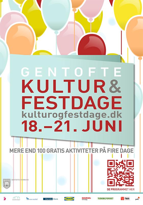 Gentofte Kultur & Festdage | Liebhaverboligen