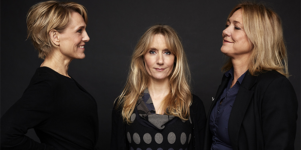 Charlotte, Anette og Mette jagter ungt kød!