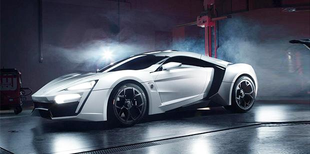 Verdens ti dyreste biler