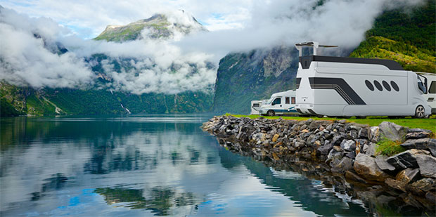 Camping i luksusklassen