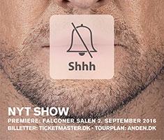 CAT_Anders_Matthesen_Show_Shhh
