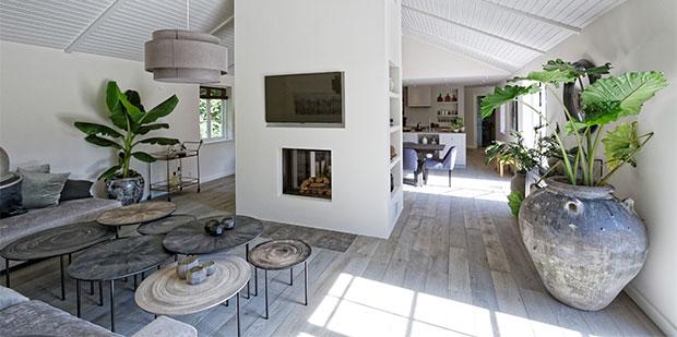Julie Brandts hus i Hornbæk