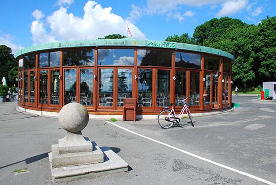 cafe bomhuset charlottenlund