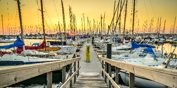 Danmarks største lystbådehavn