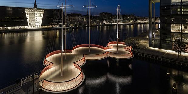 Cykelbroer løfter København