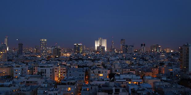 ET HELT ANDET ISRAEL