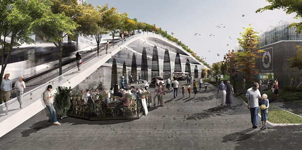 Letbane med til at åbne for store byggerier