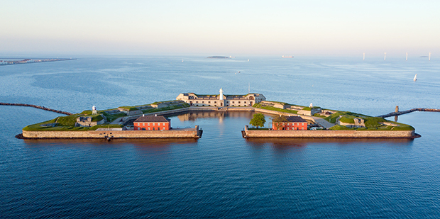 Københavns ukendte øer