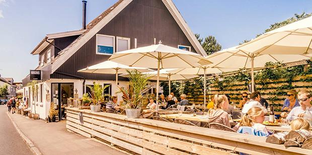 Gode spisesteder på Den Danske Riviera