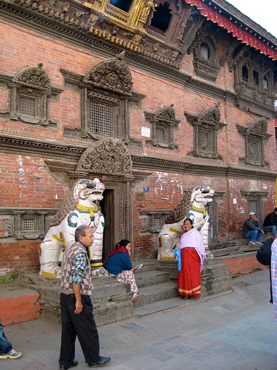FET_Nepal_Kumaris-hus-i-Katmandu