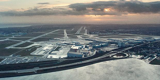 Nyt sikkerhedsudstyr på vej i Lufthavnen