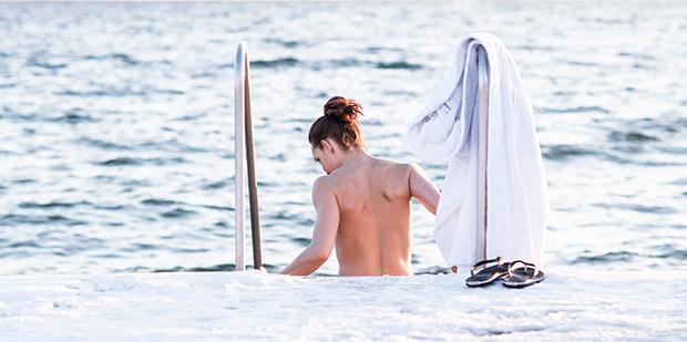 Vinterbadning – Mærk Suset