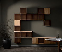 CAT_ATBO-Bookcase-storage-Solid-Bamboo-half-and-quarter-size-and-AE-Skovgaard-cloud-table-kora-chaire-2018