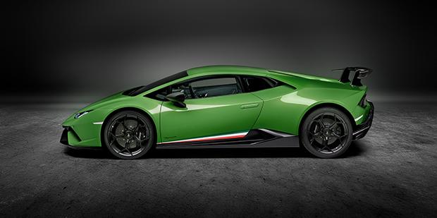 Proprietà di Lamborghini