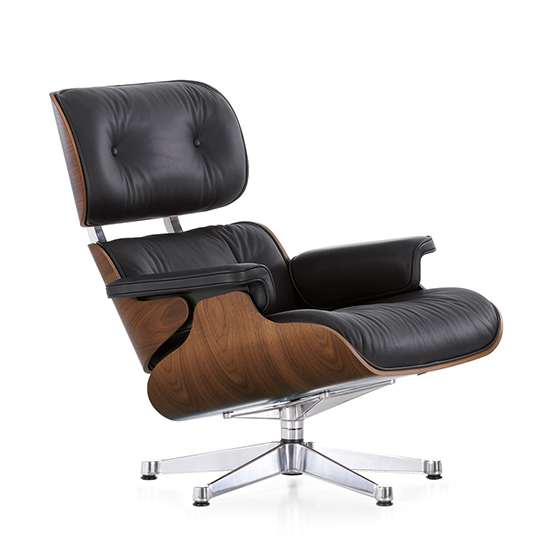 FET_Lounge-chair-Wallnuss-schwarz-verchromt-copy
