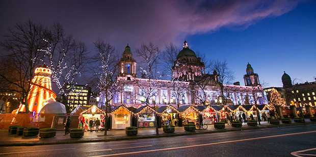 Betagende Belfast