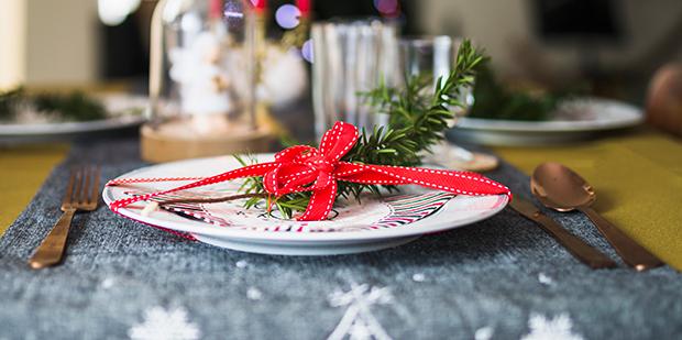 Andet end flæskesteg og and på julebordet?