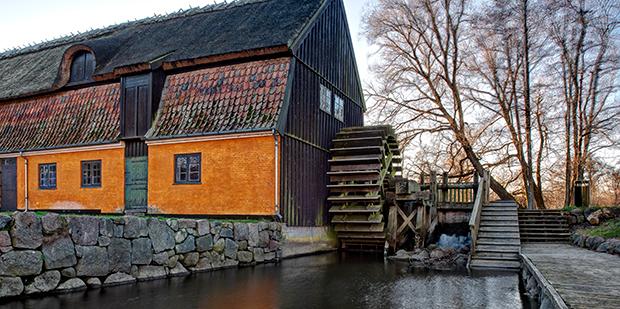 Her er mit yndlingssted  i Lyngby