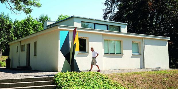 100 års indflydelse fra Bauhaus
