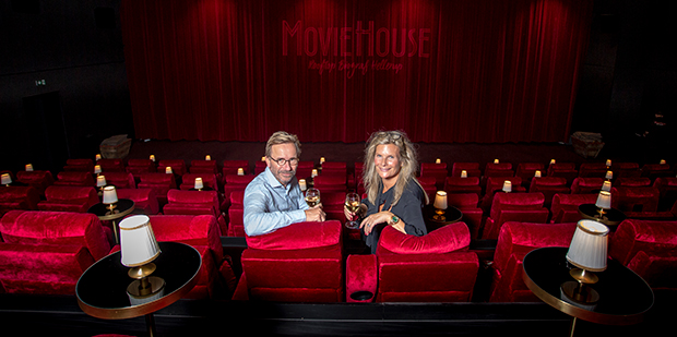 MovieHouse satser på totaloplevelse!