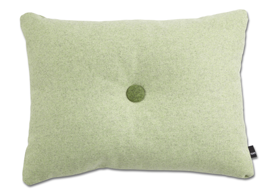 Hay_Puder_Dot Cushion Divina MD Light Green