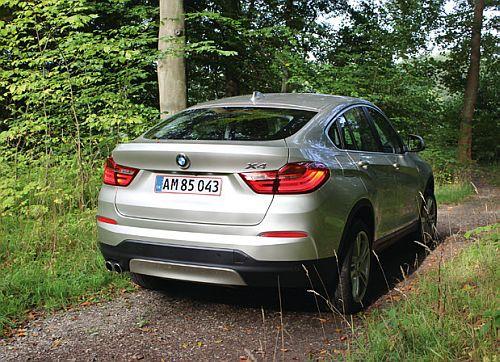 BMW bagende WEB
