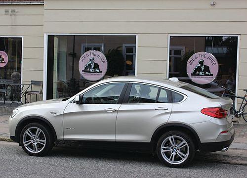 BMW joe and the juice WEB
