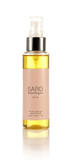 SARD_Argan_Oil_Melon_Fersken_Rose 250 WEB