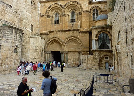 FET_Den Hellige Gravs Kirke i det Kristne kvarter