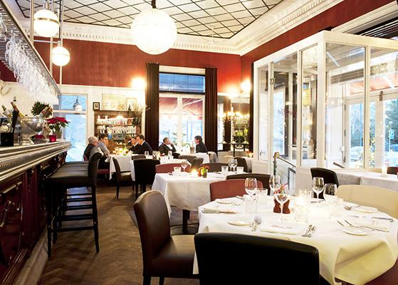 FET_Hellerup Klub Brasserie 03_Strandvejen_Spisesteder_Liebhaverboligen