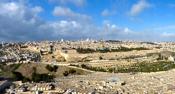 FET_jerusalem, udsigt fra oliebjerget 1