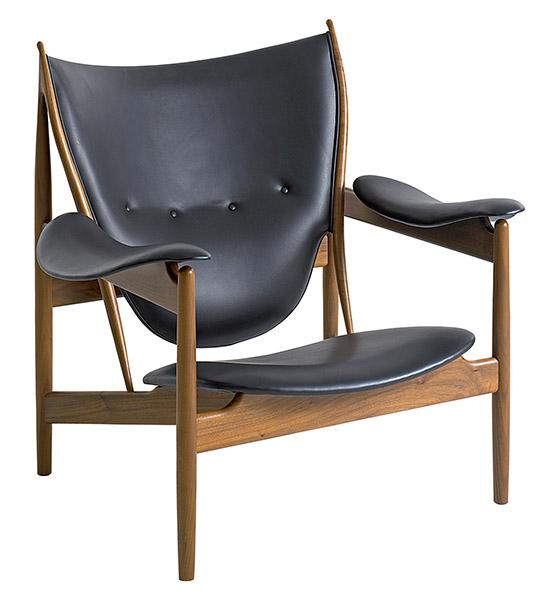 FET_Liebhaverboligen_FinnJuhl_Møbelsnedker_Møbeldesign_Møbelklassikere_Høvdinge stol