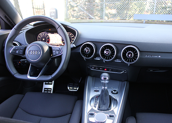 FET_Liebhaverboligen_Liebhaverbilen_Audi interiør