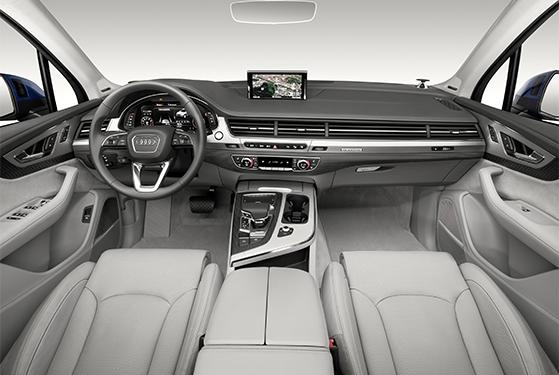 FET_Liebhaverbilen_Biltest_Audi interiør