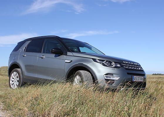 FET_Liebhaverbilen_Biltest_Land Rover stort