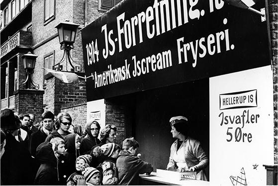 FET_Liebhaverboligen_Hellerup_HellerupIs_Historie_jubilæum 1964