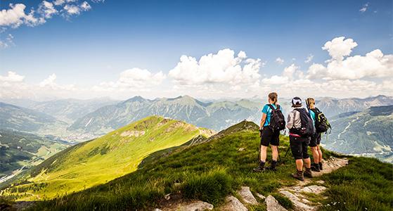 FET_Sundhed_Rejser_Østrig_, gastein, vandring er en dejlige sommersport