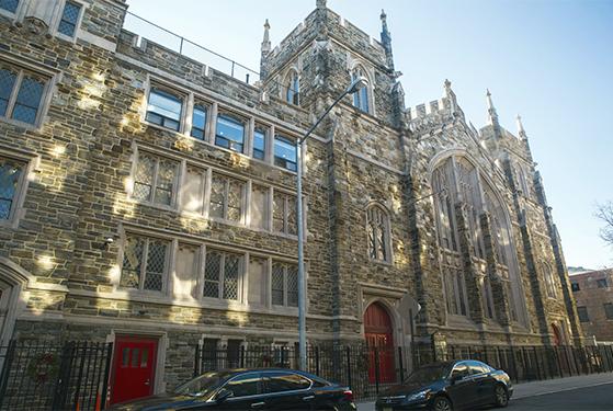 Abyssinian Baptist Church, Harlem, Manhattan
