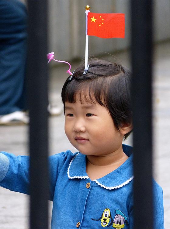 FET_Rejsereportage_Kina_TKinas små prinsesser og kejsere kalder man Kinas ene-børn, som er resultatet af Et-barnspolitiken