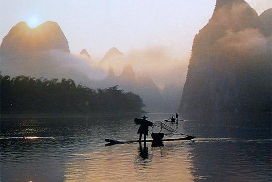 FET_Rejsereportage_Kina_TLi-floden i morgendis