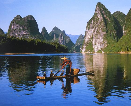 FET_Rejsereportage_Kina_Tskarv-fisker på Li-floden