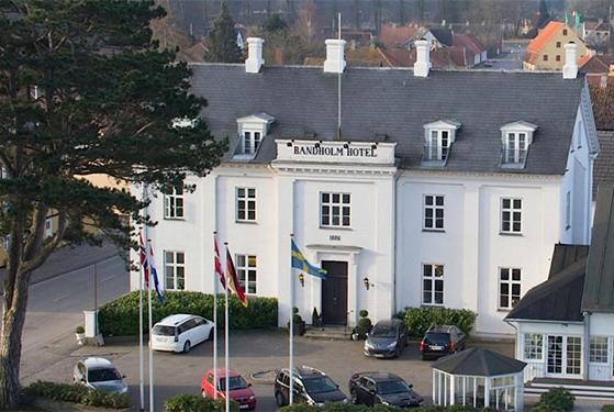 FET_RegitsesRejseunivers_Bandholm Hotel