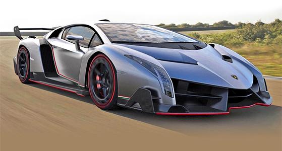 FET_DyreBiler_2. Lamborghini Veneno
