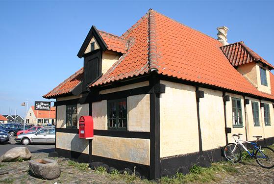 FET_Dragør_Museet med postkasse (2)