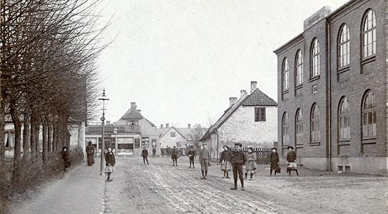 FET_Lyngby_Bondebyen_Lyngby-Skole-Lundtoftevej