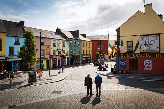 FET_rejseguide_Irland_Athlone_Streetscape-L